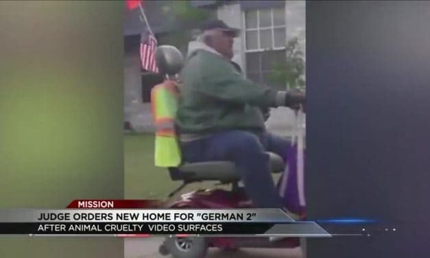 'German' Removed from Man Accused of Animal Abuse