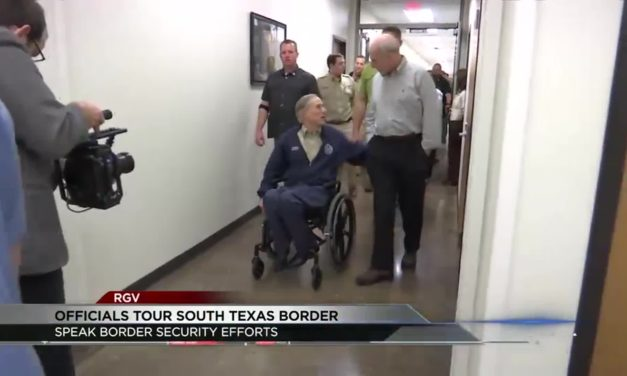 Gov. Abbott Visits the Border