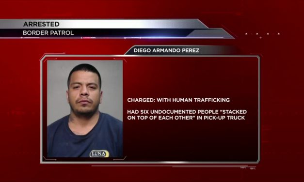'I Had to Get Caught Sometime'; Human Trafficker Busted