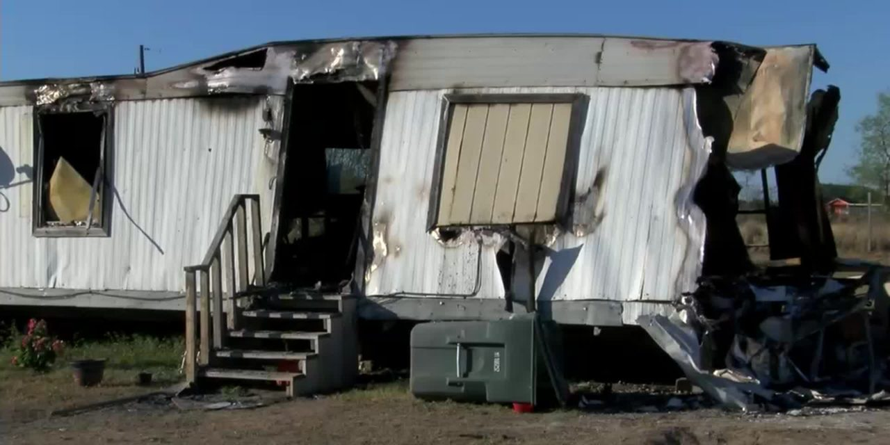 Mission Family Lose Everything in Blaze