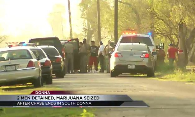 Pursuit Leads to Drug Bust in Donna