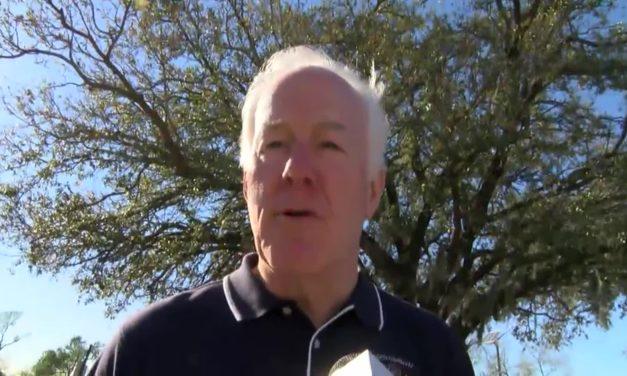 Sen. John Cornyn Visits Rio Grande Valley