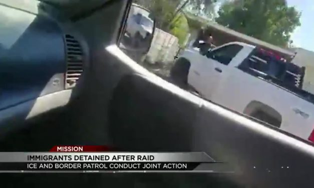 Undocumented Immigrants Detained in Mission Raid