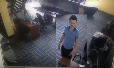 Weslaco Police Look For Car Thief