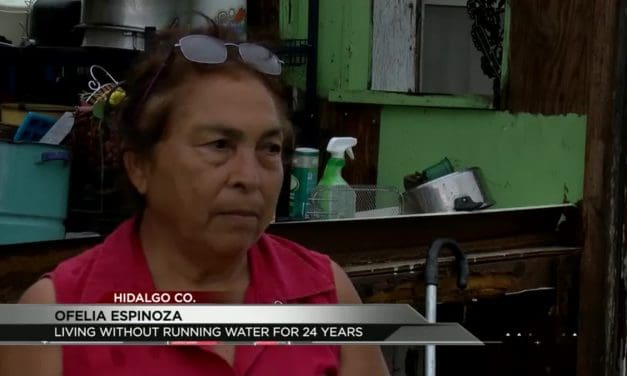 24 Years Without Running Water