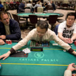 Poker tables keep decreasing on Nevada casino floors