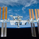 Spacewalking astronauts prep station for new parking spot