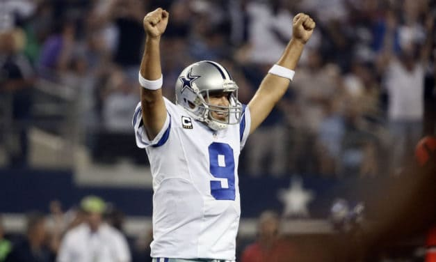AP source: Cowboys to release QB Romo when NFL year begins