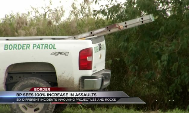 Border Patrol seeing 100% increase in assaults against agents