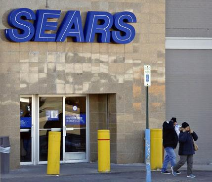"Sears, once a stalwart, has ""substantial doubt"" about future"