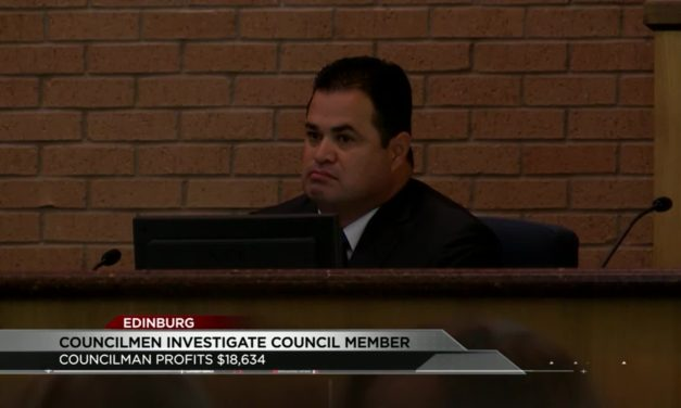 Edinburg City Council investigates Council Member