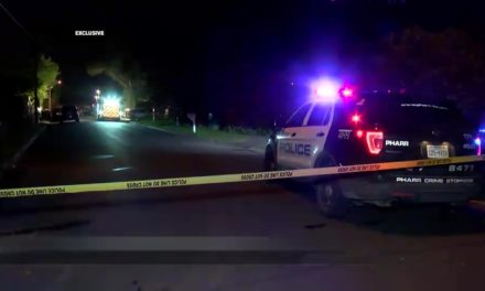 Home Invasion Leaves Two Hospitalized