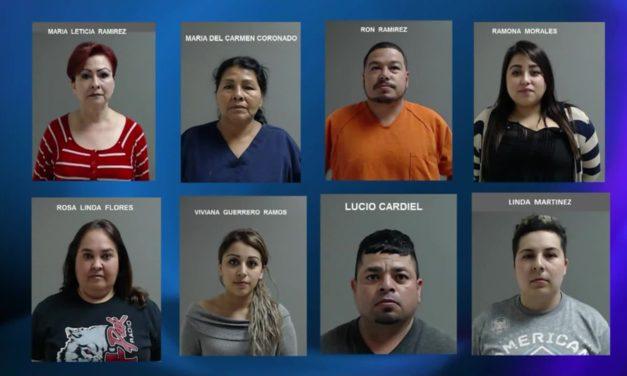 Identities released in McAllen illegal gambling arrests