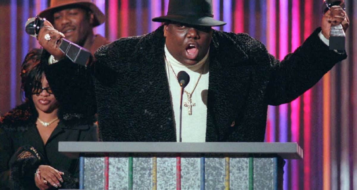 Notorious B.I.G. remembered 20 years after death