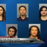 Prostitution Sting yields 5 arrests