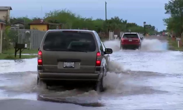 Residents Experience Minor Flooding After Rains