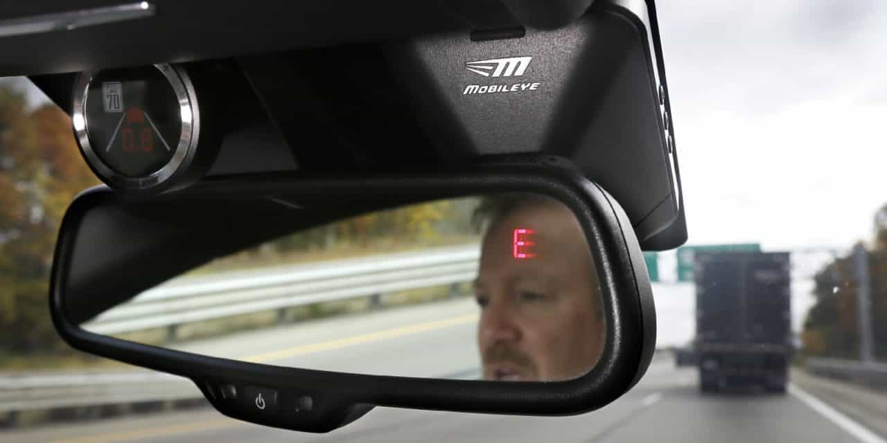 Intel drops $14 Billion on Mobileye in race for a driverless future