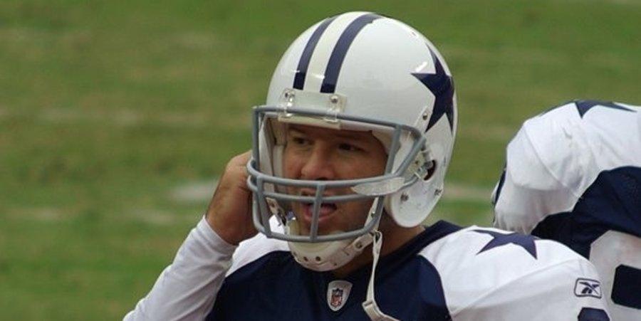 Tony Romo Got a Meager $64.11 Performance Bonus from the Dallas Cowboys