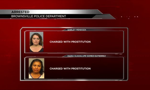 Two Arrested for Prostitution in Brownsville