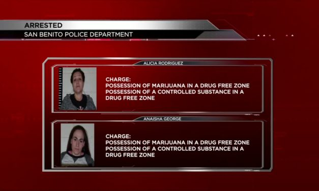 Two San Benito Women Arrested On Drug Charges