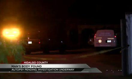 Authorities Investigate Body Found Near Edcouch