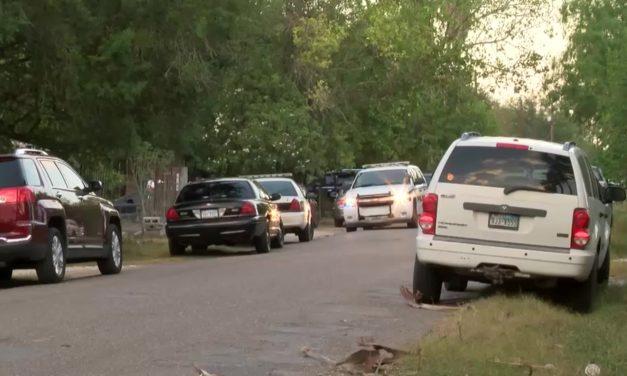 On the scene: Body Discovered in Alamo