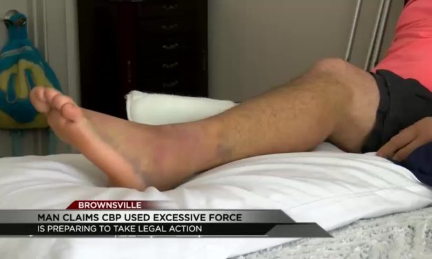 Man Claims CBP Used Excessive Force When Crossing Into U.S.