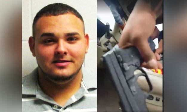 Man Arrested for Threatening Police on Social Media