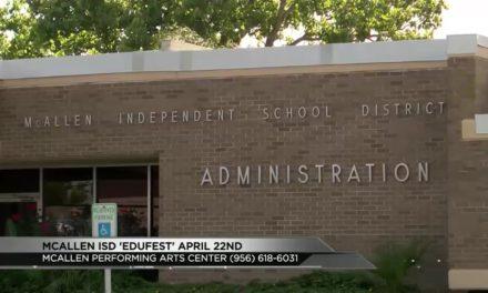 McAllen ISD to Host 'EDUFest'