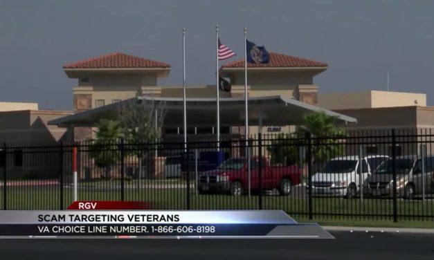 SCAM Targeting Veterans