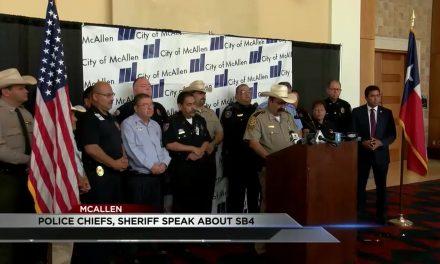 Local Police Address Impending SB-4 Bill