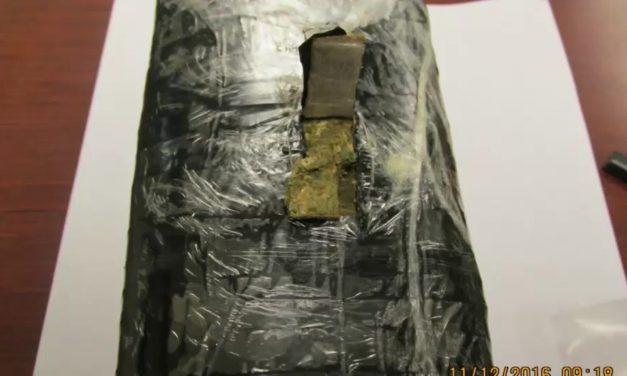 Border Patrol Sees Increase in Smugglers Crossing Harder Drugs