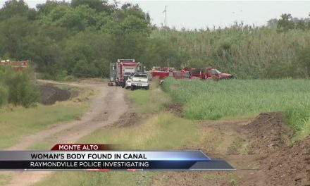 Raymondville Police Investigating Woman's Death