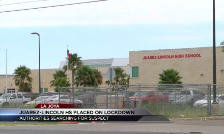 Juarez-Lincoln HS Placed on Lockdown after Authorities Chase Suspect Inside