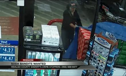 Soda Bandits Wanted