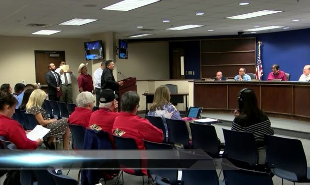 Officials asking county commissioners to reinstate Precinct 5