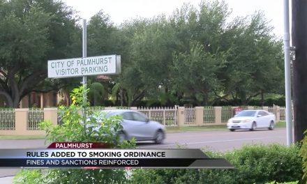 Palmhurst Adds More Rules to Smoke-free Ordinance