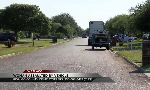 Deputies Investigating Assault With Vehicle
