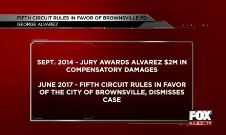 Brownsville Civil Rights Case Reversed By Fifth Circuit