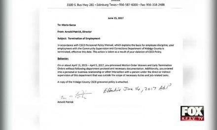 Termination Memo Surfaces Contradicting San Juan Mayor's Initial Statement