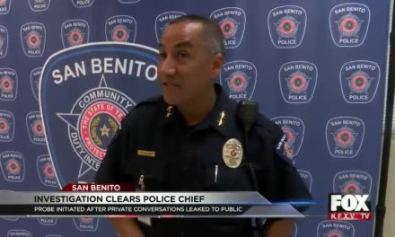 Police Chief Cleared After Conversations Are Leaked