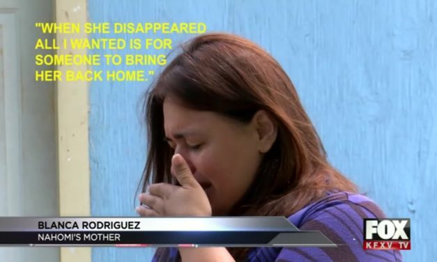 One Year Since Nahomi Rodriguez disappeared