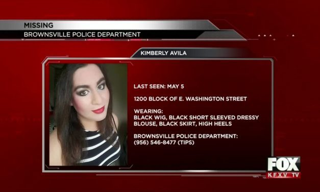 Help Brownsville Police find a Missing Person