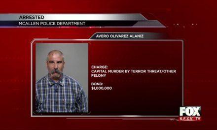 Fifth arrest in the McAllen murder of a San Antonio man