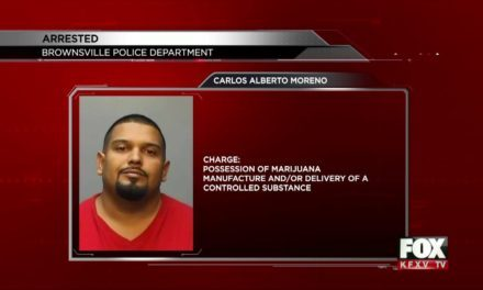Brownsville Police arrest one man for selling drugs
