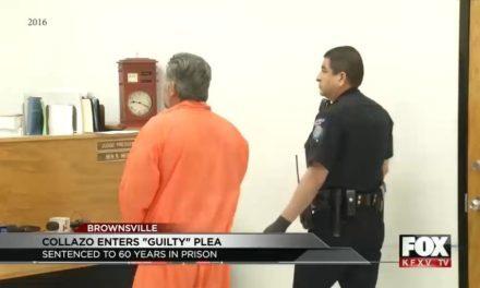 Man Enters 'Guilty' Plea After Murdering Parents