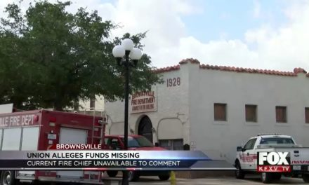 Fire Union Alleges Funds Missing