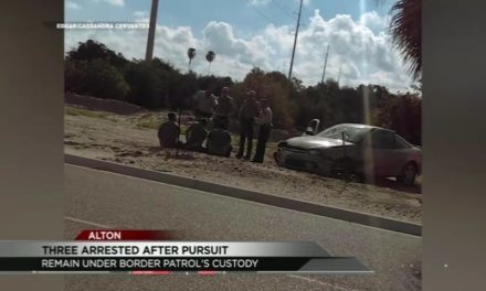 Three Arrested After Pursuit on  La Homa and Mile Three