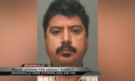 Brownsville Police Search for Assault Suspect