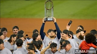 Victory lap: Houston parade celebrates World Series champs